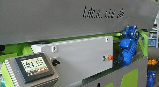MG Modulo de granel para encajadora automatica de fruta 11