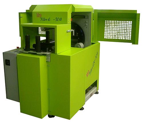 Maquina de embalaje de perfiles aluminio 2