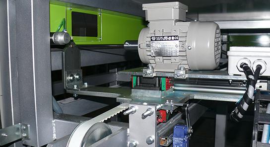 Maquina de taladro mosquitera 9