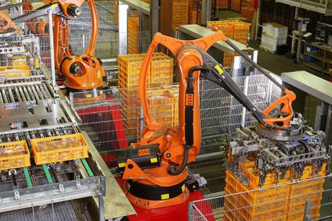 Soluciones Roboticas
