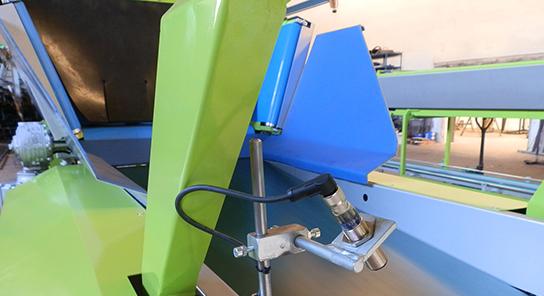 VRK Encajadora automatica de fruta 12